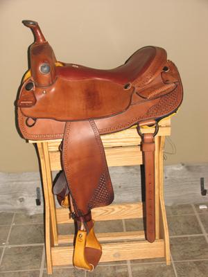 DK Cutting saddle