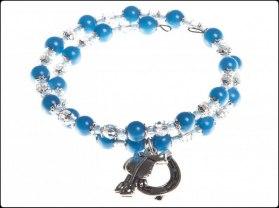 Blue Envy Charm