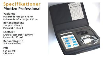 Photizo® Vet Professional