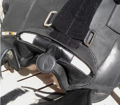 Barefoot Löstagbart horn för framvalv soft