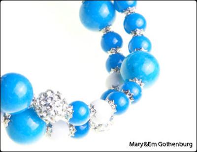 Blue Envy Bracelet