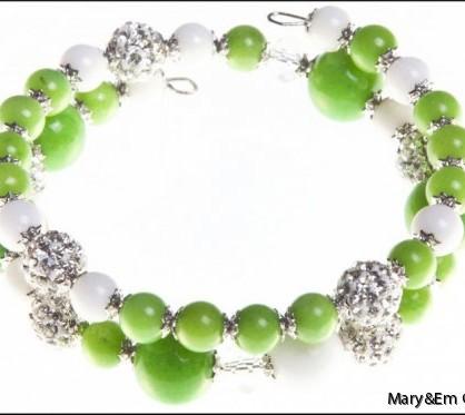 Green Magic Bracelet