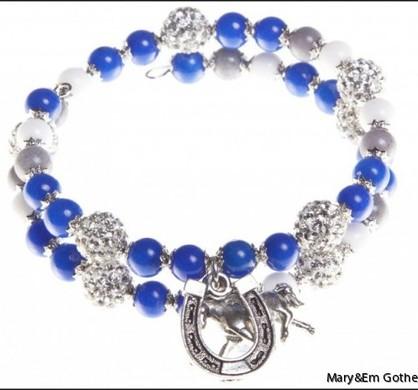 Blue Royal Charm