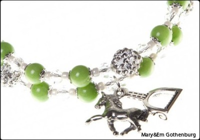 Green Magic Charm