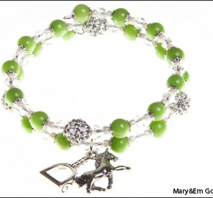 Green Magic Charm
