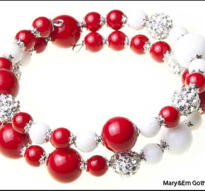 Red Ablaze Bracelet