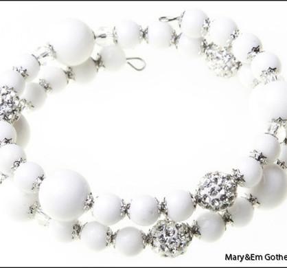 White Sensation Bracelet