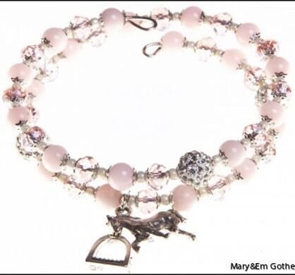 Pink Elegance Charm