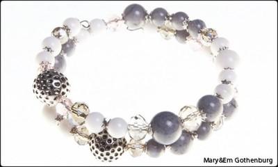 Grey Bray Bracelet