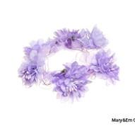 Lilac Bun Garland